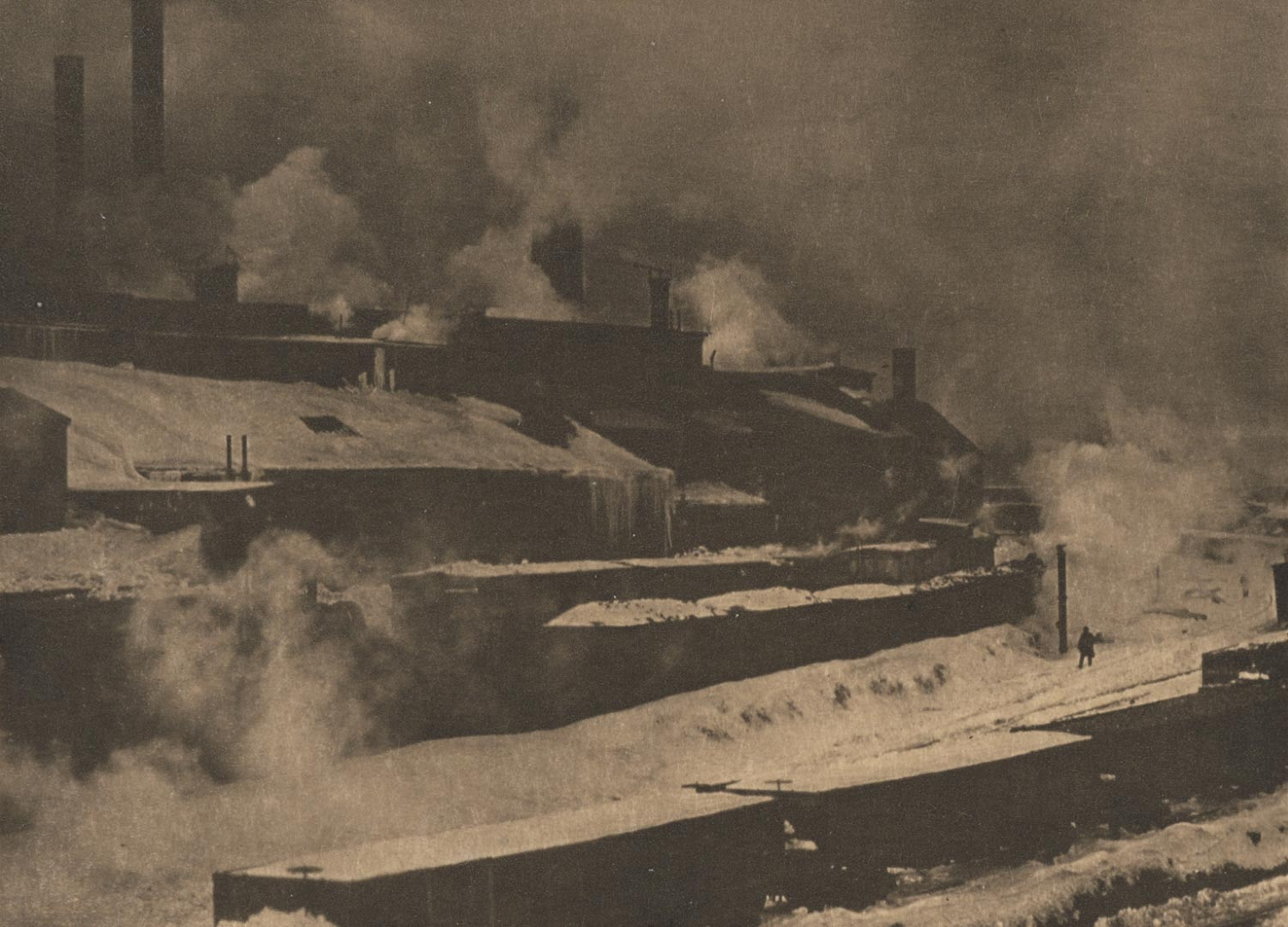 'Midst Steam and Smoke