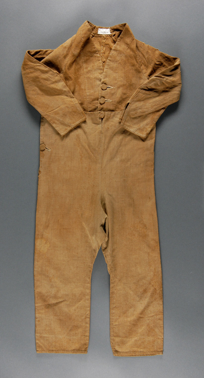 Boy's Skeleton Suit: Jacket and Trousers