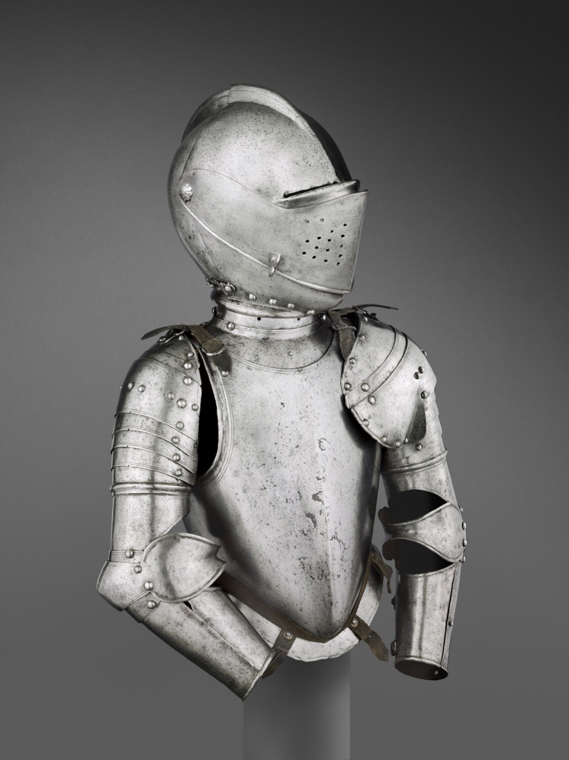 Armor for a Boy of About Seven, For Use in Foot Tourney Over the Barriers