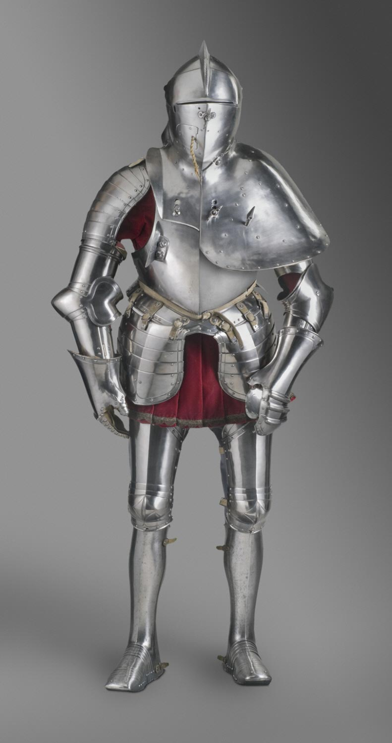 Armor for use in the Tilt (Ballienrennen)