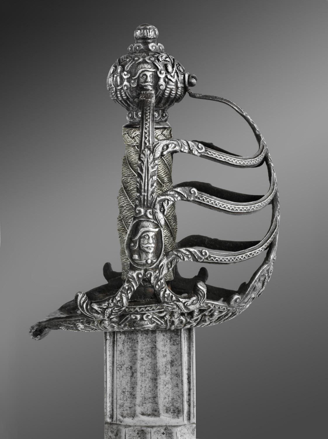 Broadsword of Oliver Cromwell