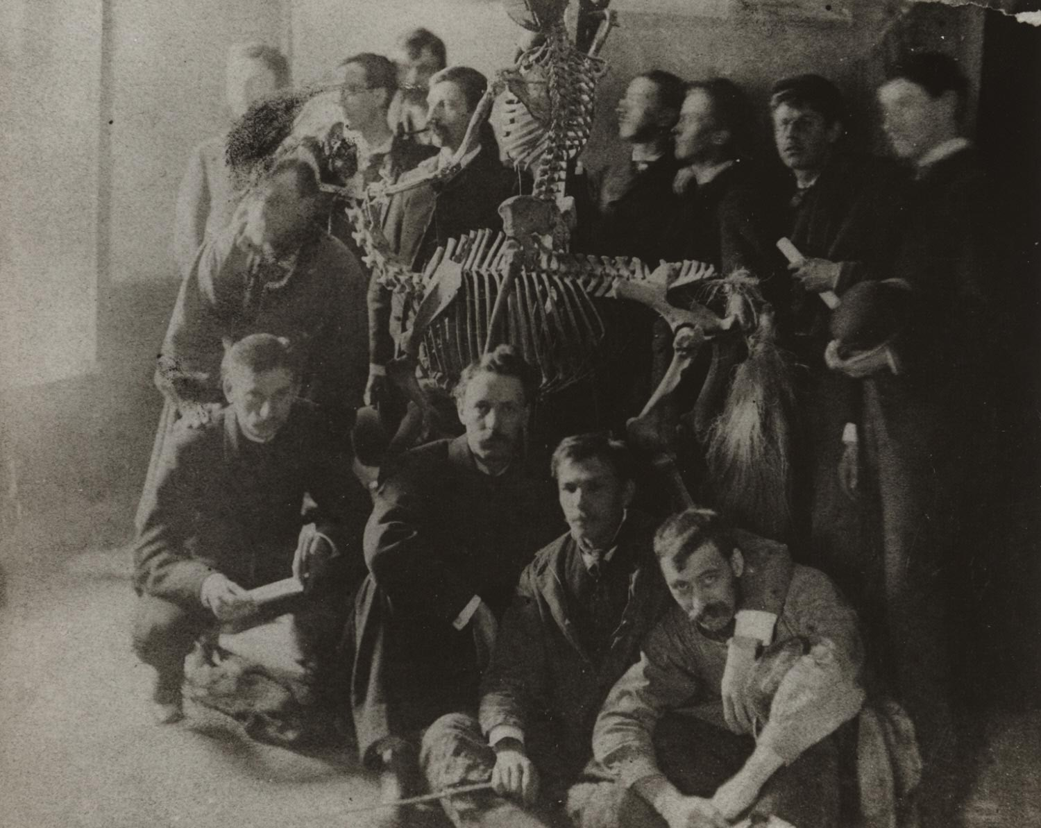 An Eakins Class at the Pennsylvania Academy of the Fine Arts