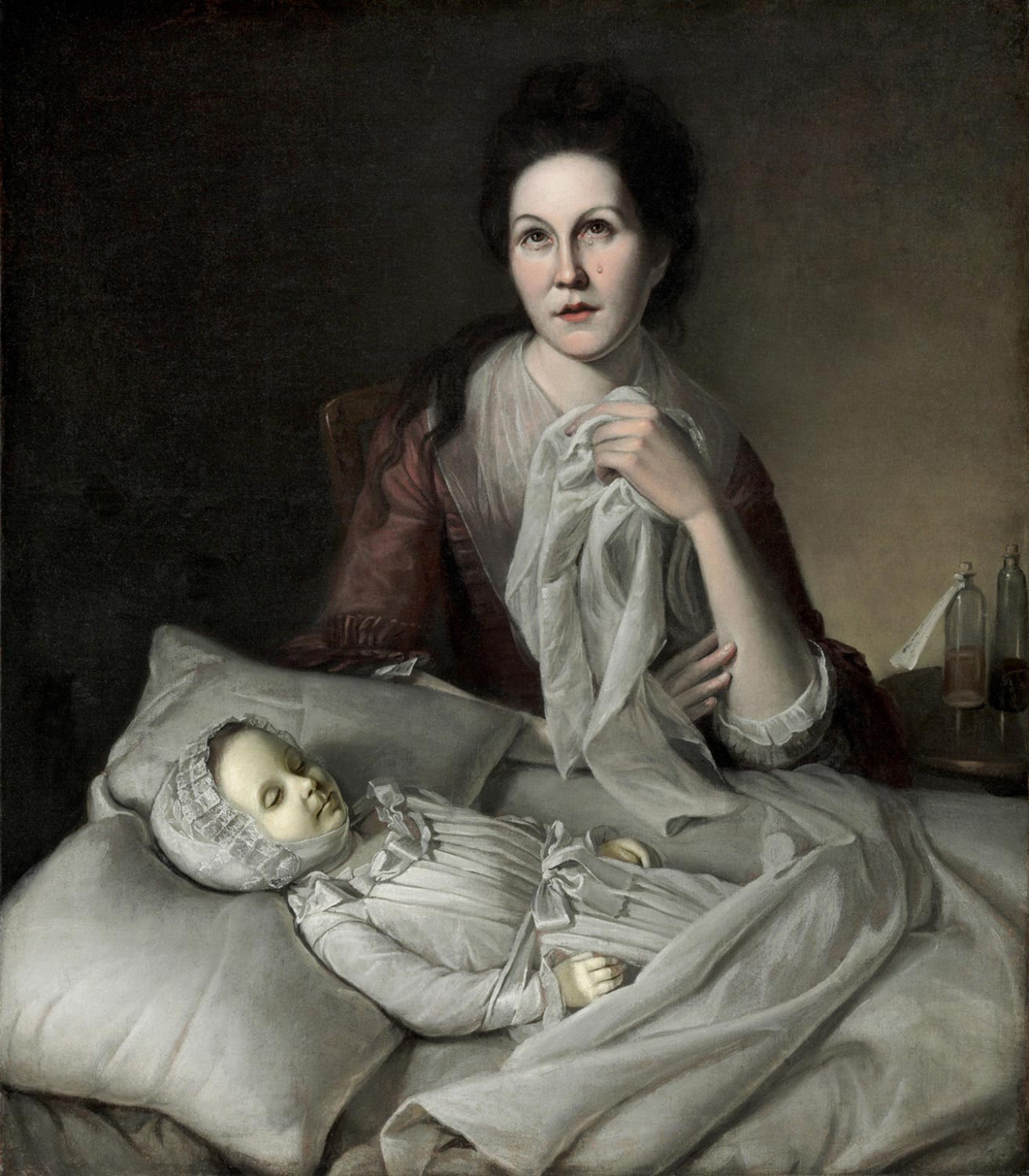 Mrs. Peale Lamenting the Death of Her Child