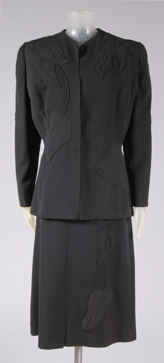 Woman's Suit: Jacket and Skirt