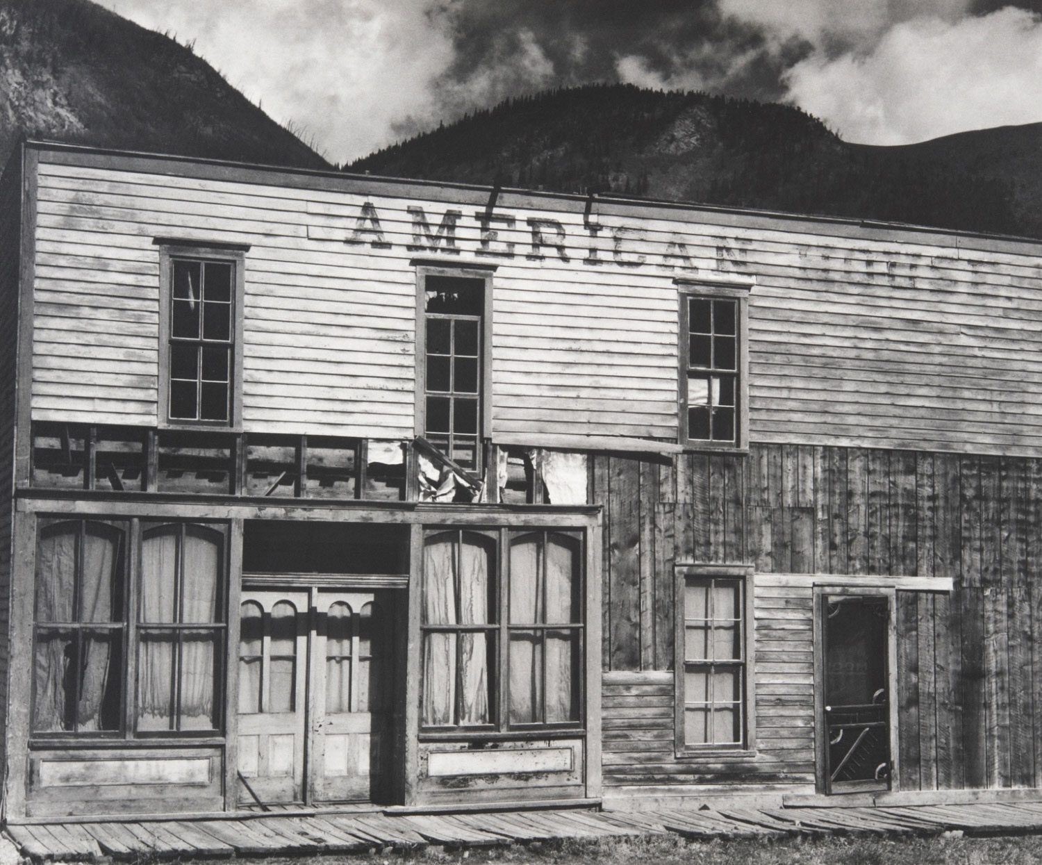 American House, Ghost Town, Colorado