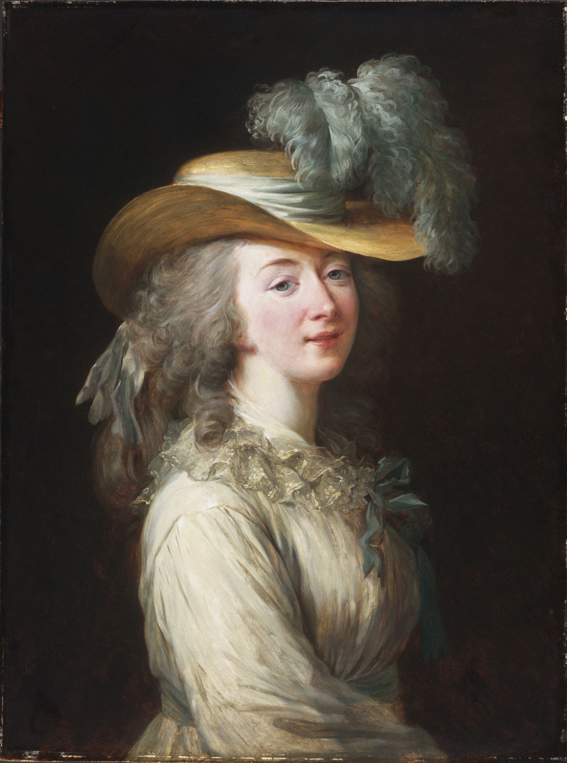 Portrait of Madame Du Barry