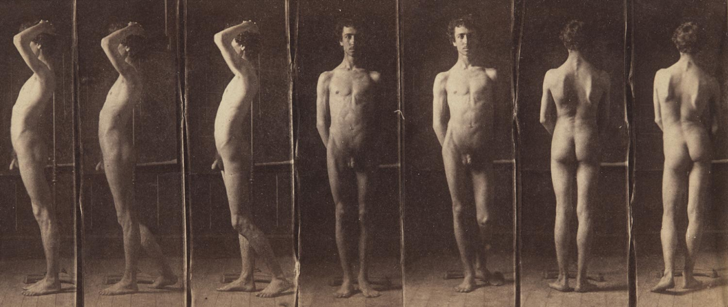 Naked Series: John Laurie Wallace