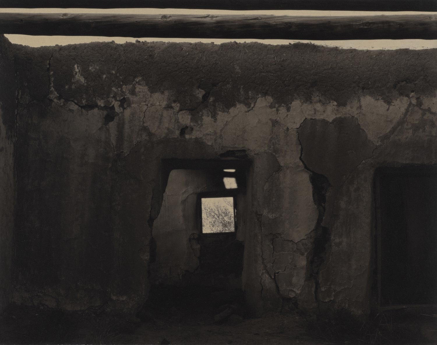 Abandoned House, Taos, New Mexico