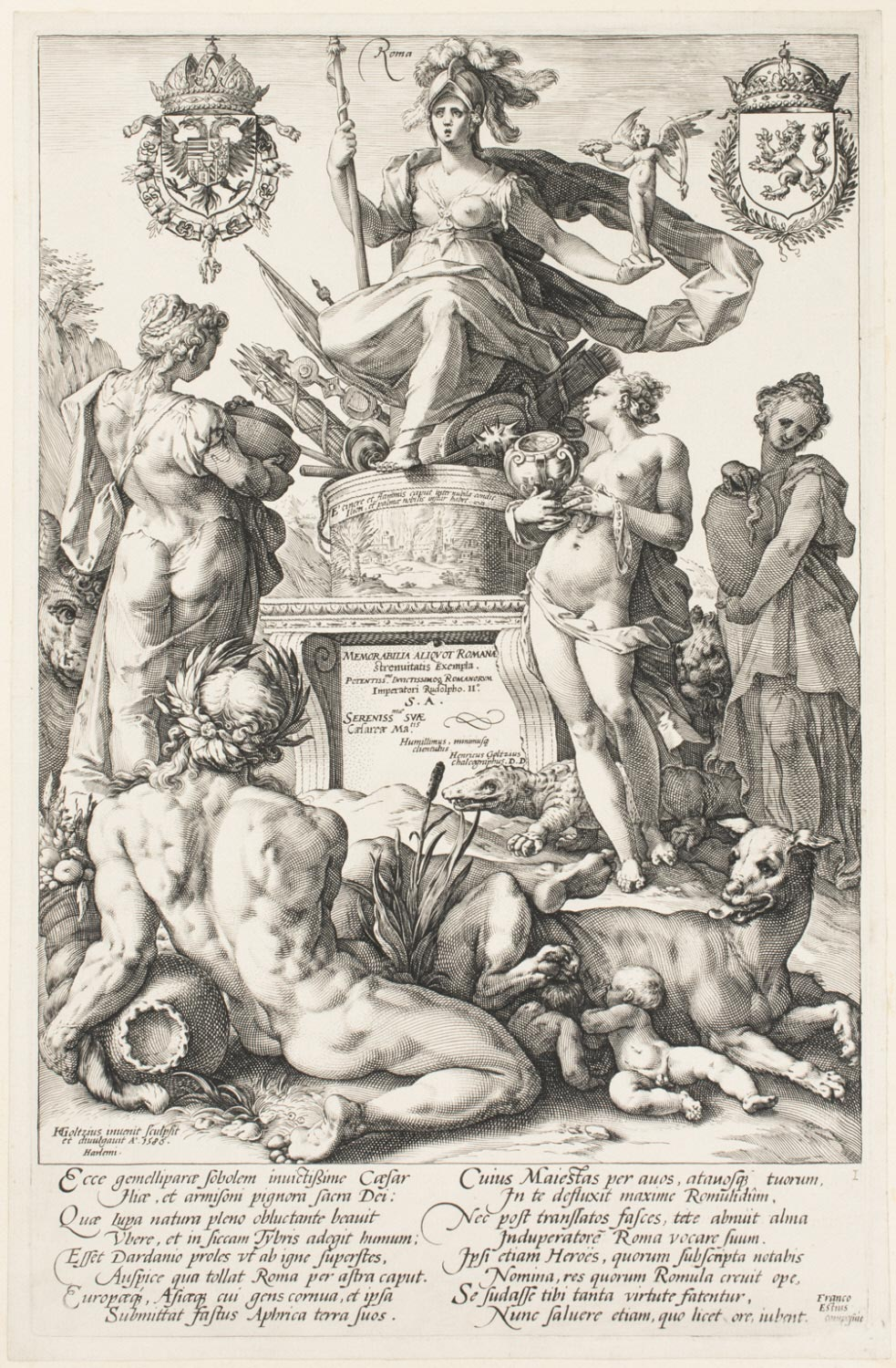 Allegory of Rome