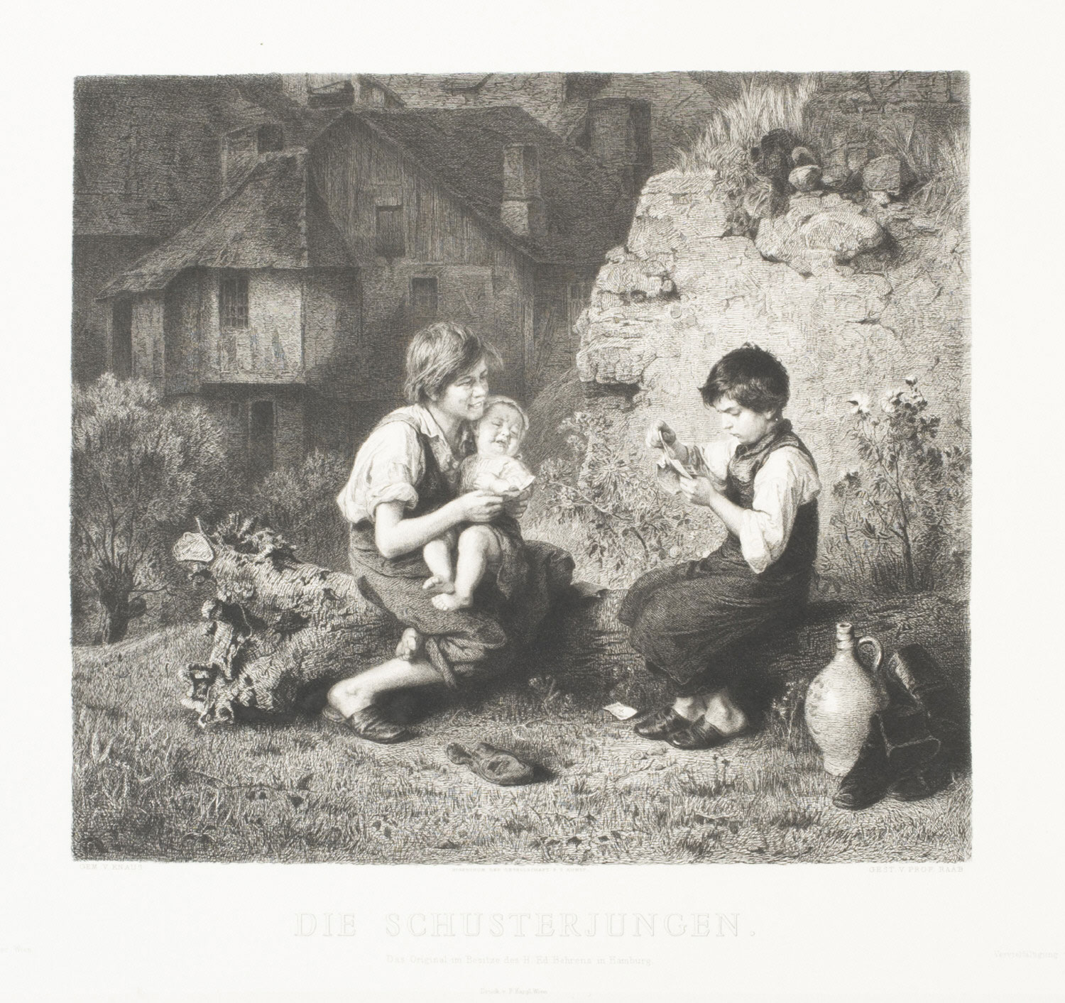 The Shoemaker's Apprentices