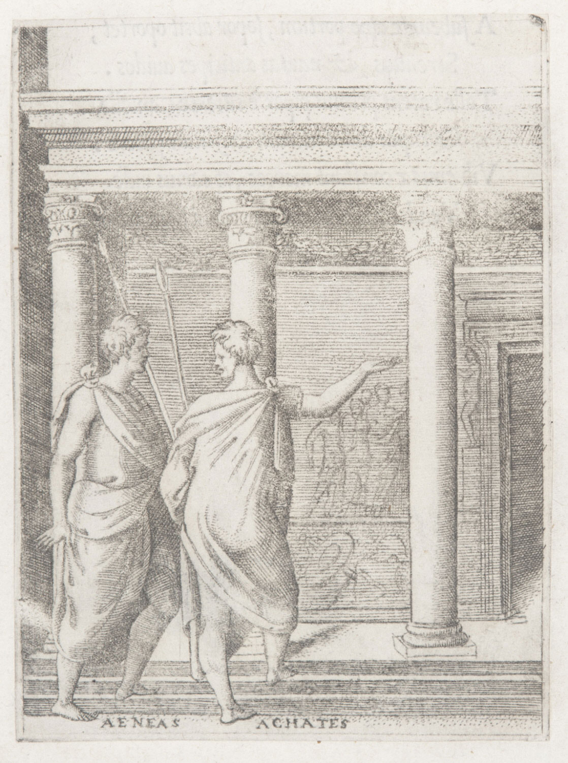 Aeneas and Achates
