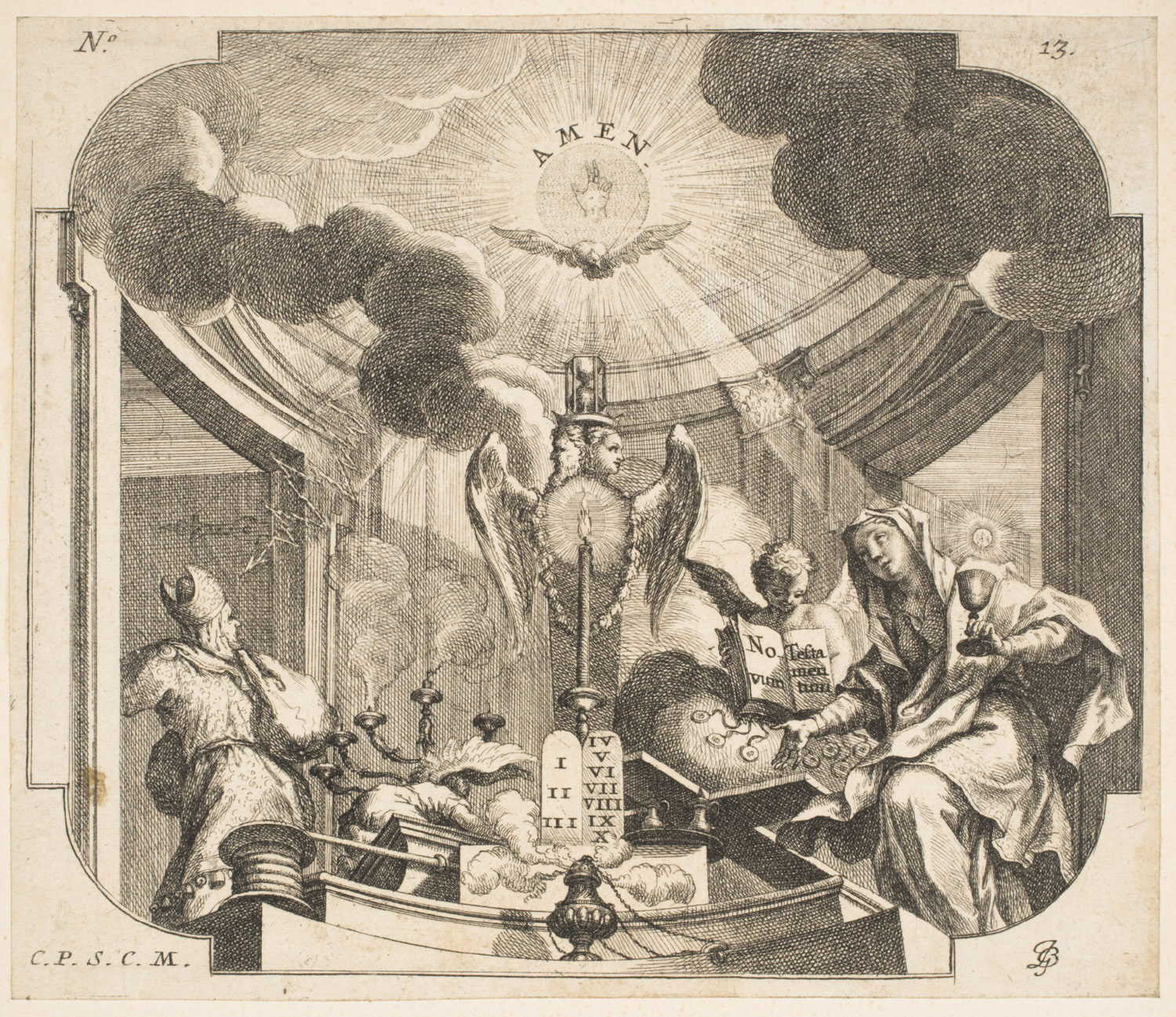 Allegory of Christianity