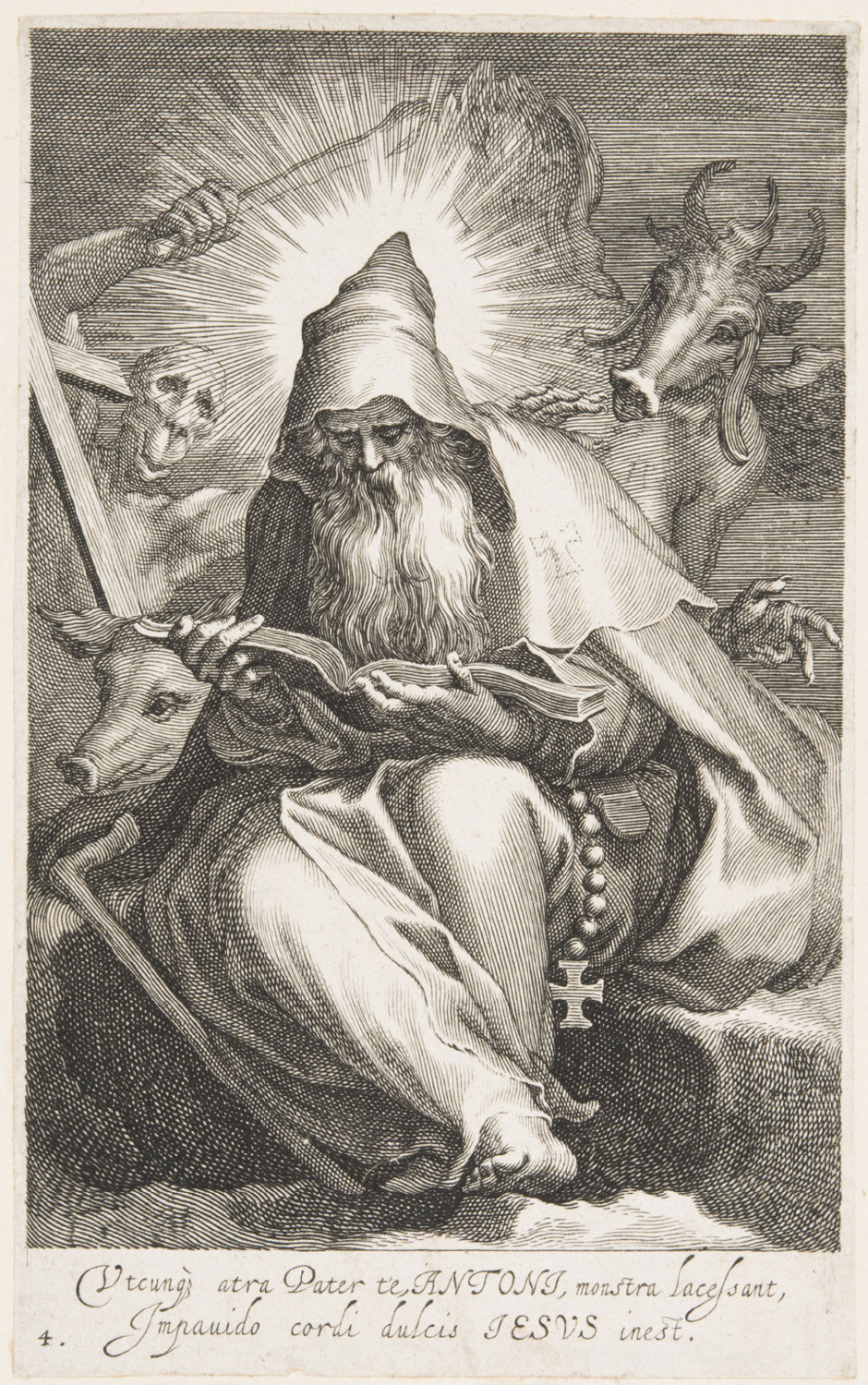 Saint Anthony the Great (Anthony Abbot)