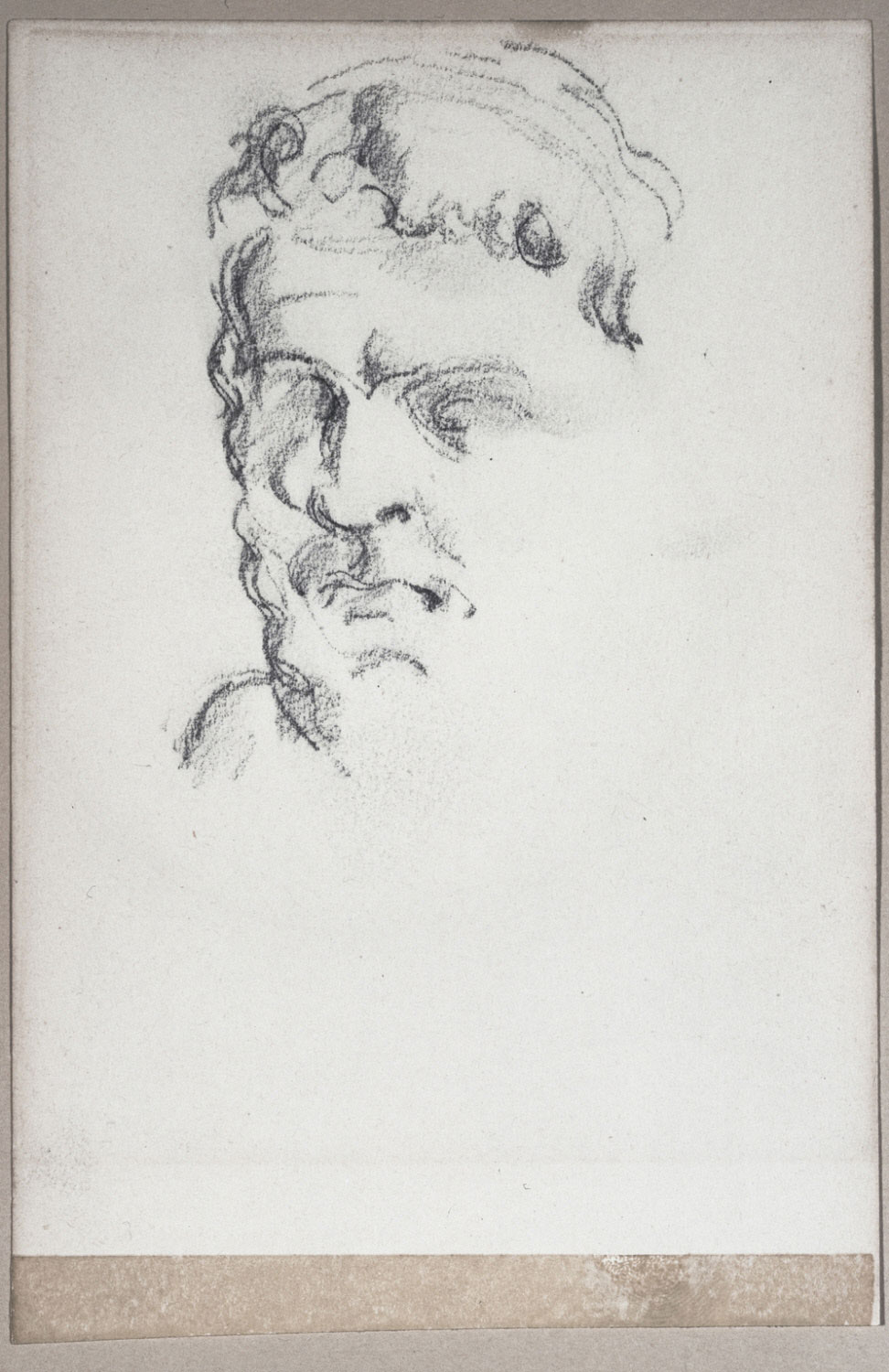 Antique Bust of Caracalla