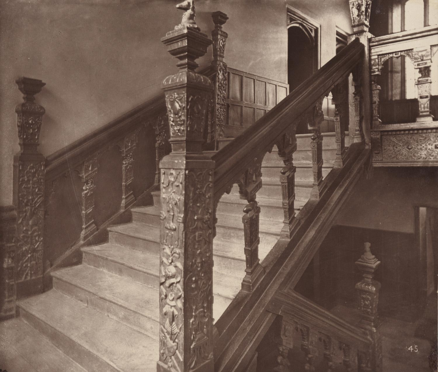 Charter House - Grand Staircase
