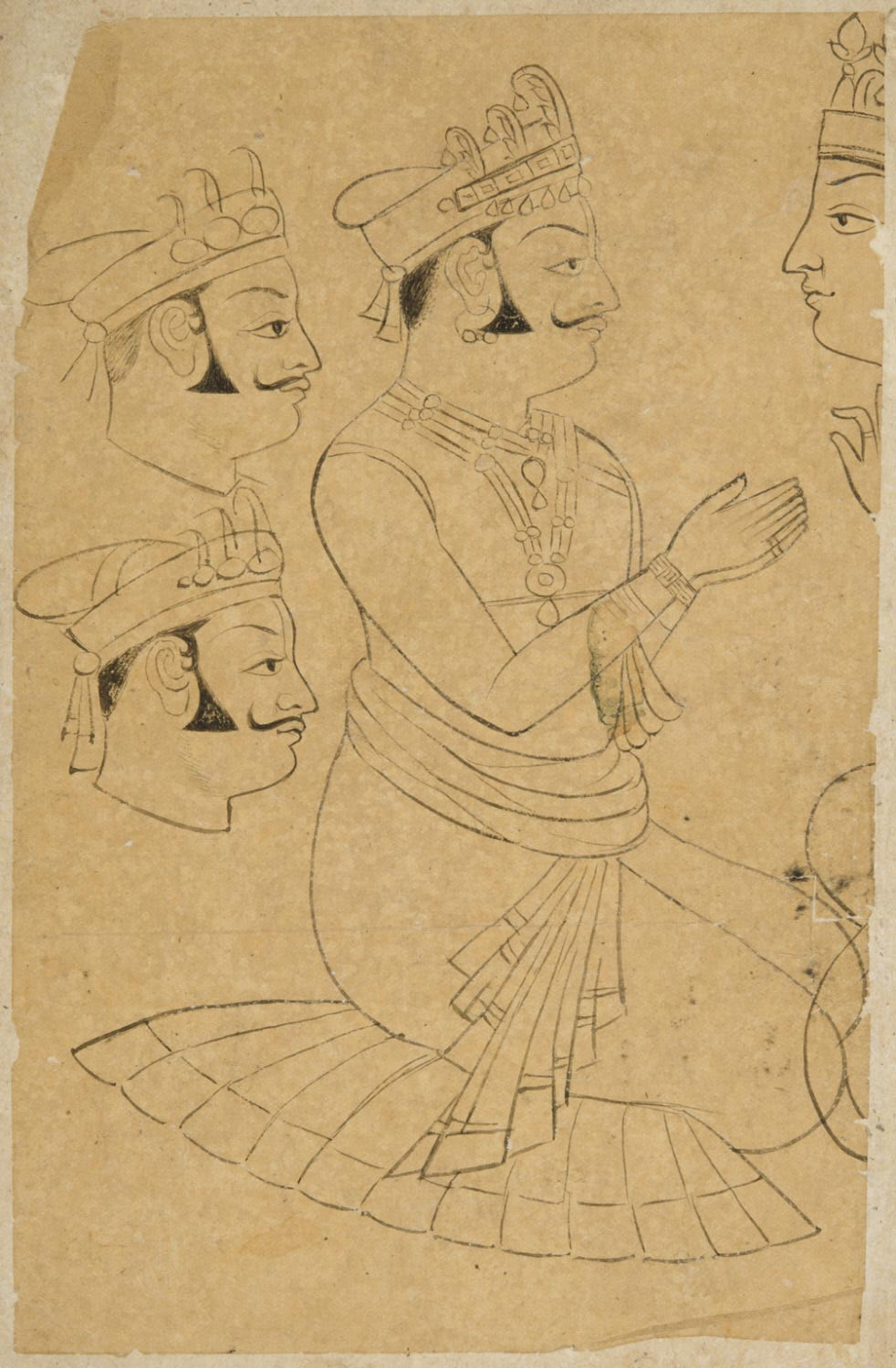 Sketches of Nobleman