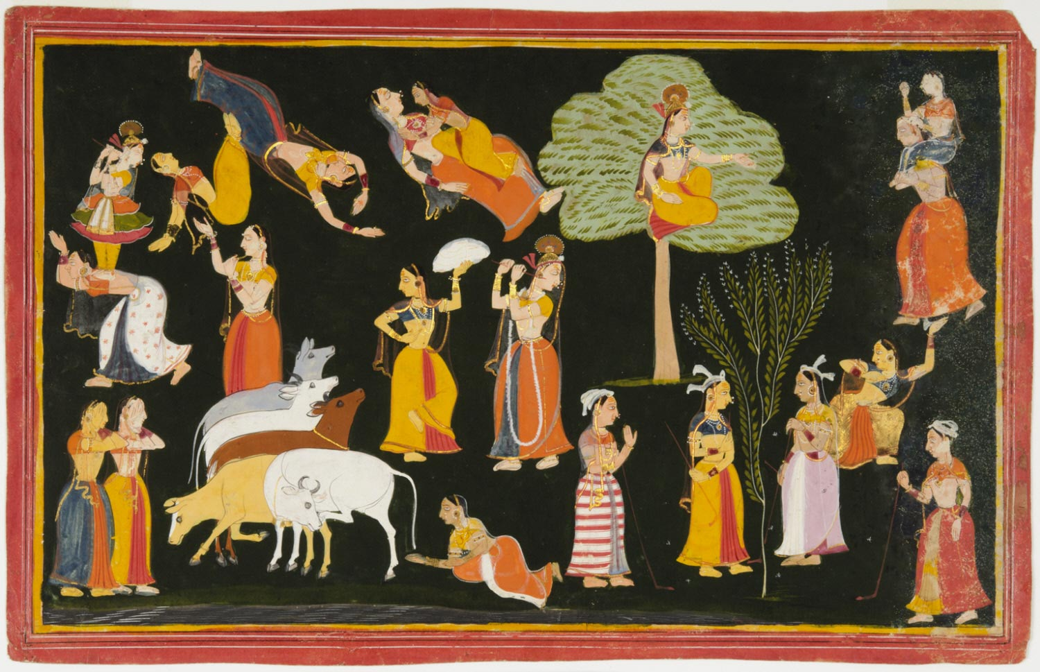 The Madness of the Gopis