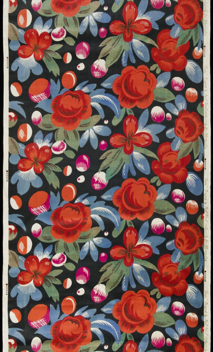 Collections Object : Printed Textile: Juin