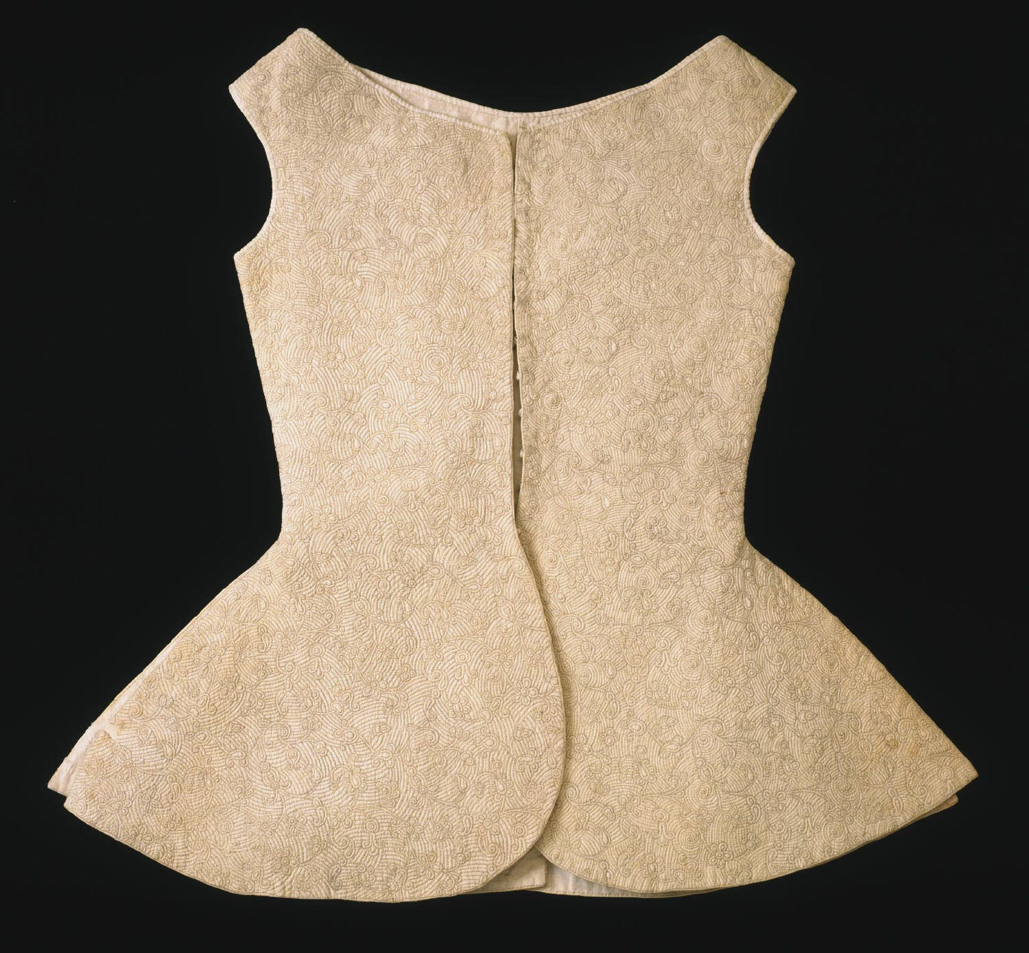 Woman's Quilted Waistcoat