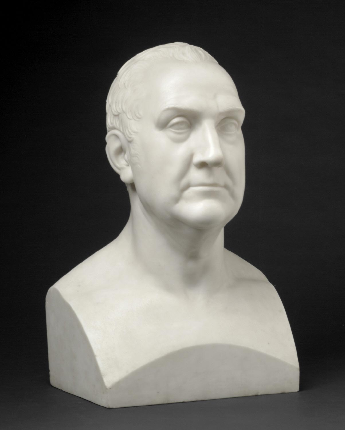 Bust of Admiral Edward Pellew, later First Viscount Exmouth (1757 - 1833)