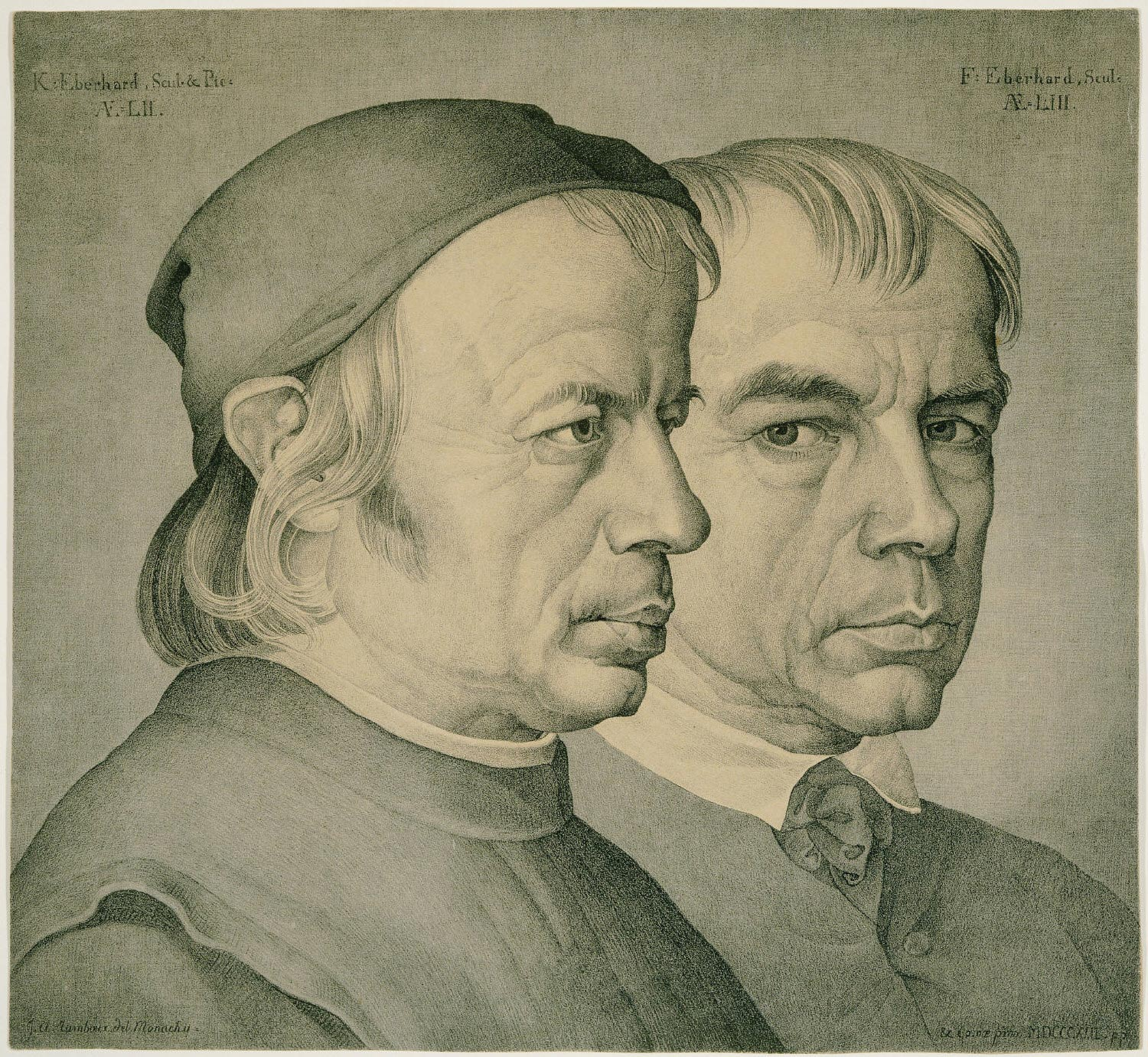The Brothers Eberhard