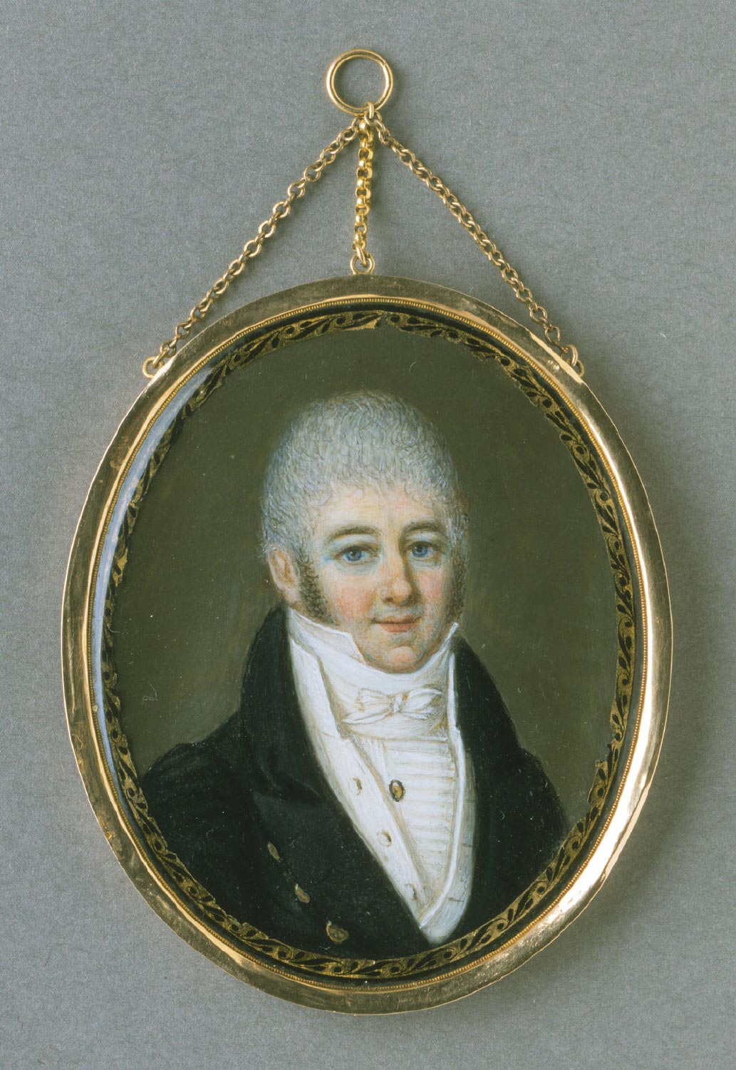 Identified as Gouverneur Morris