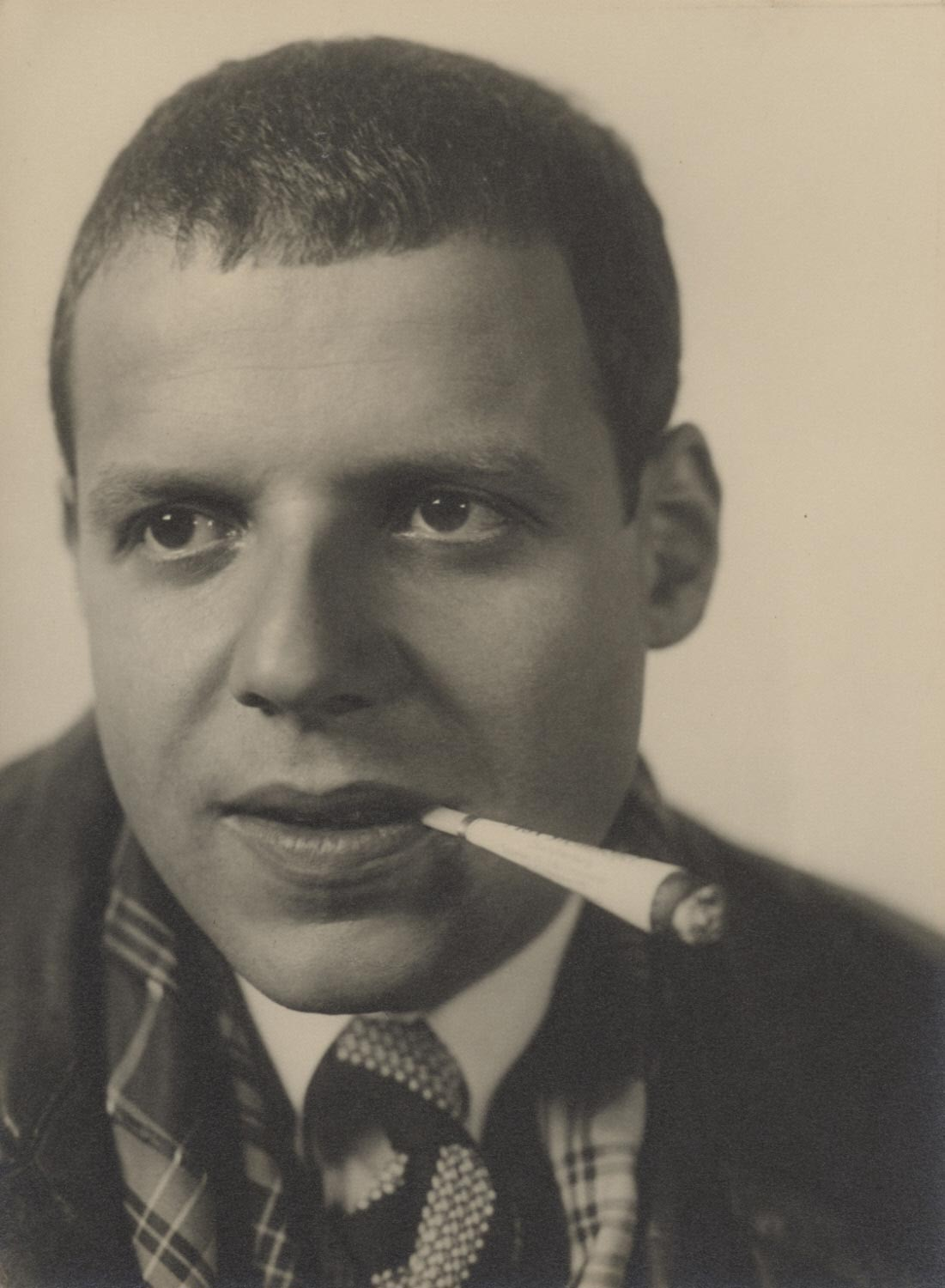 Untitled (Man with Cigarette)