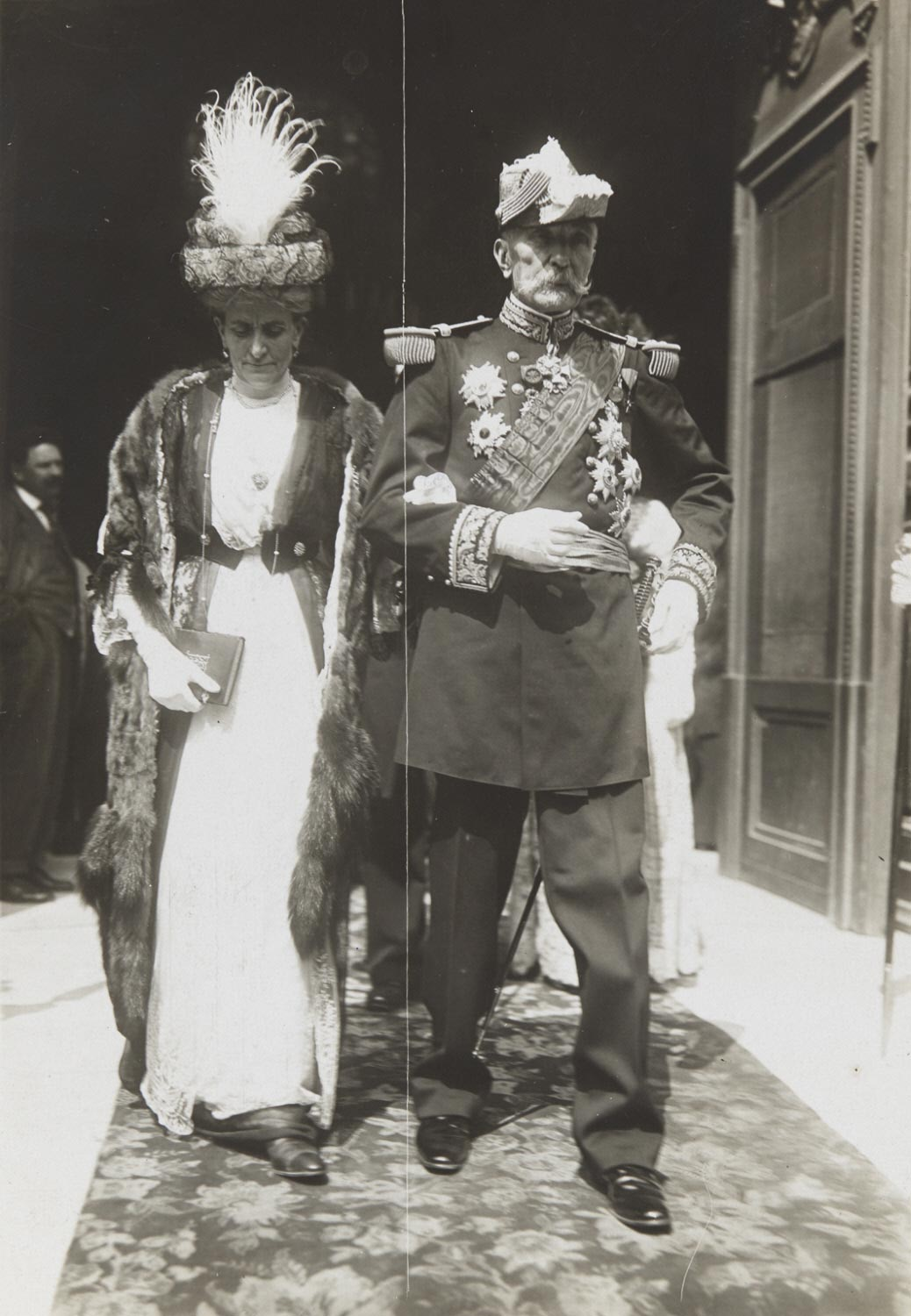 The Wedding of Victor Fernet and Mademoiselle de Boisdeffre