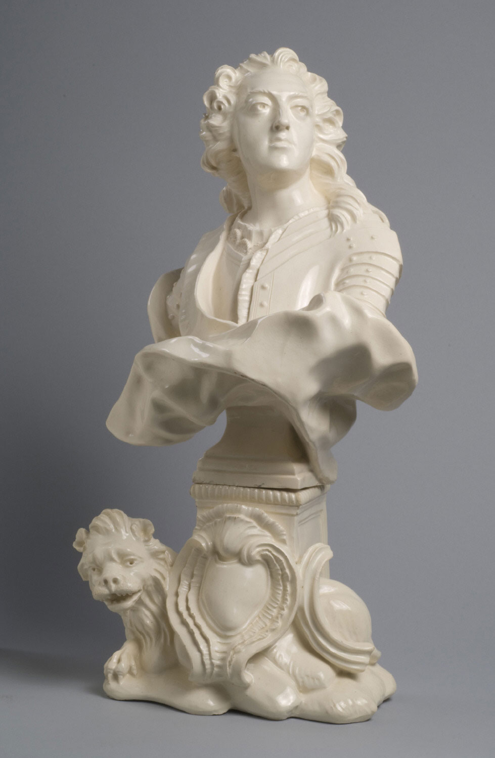 Bust of Louis XV