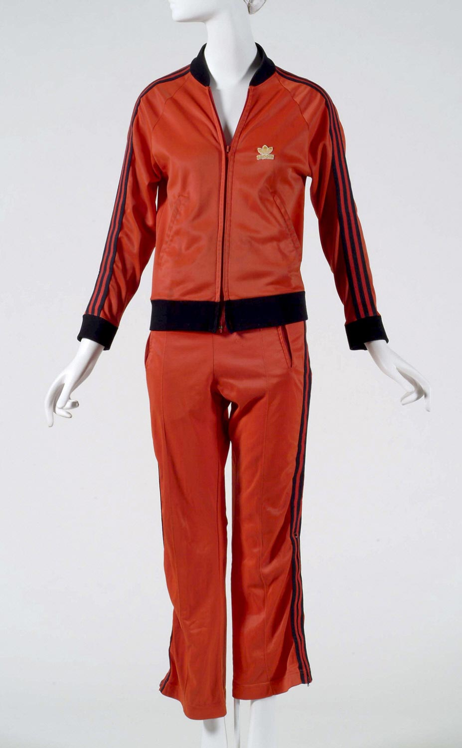 Woman's Tracksuit: Jacket and Pants
