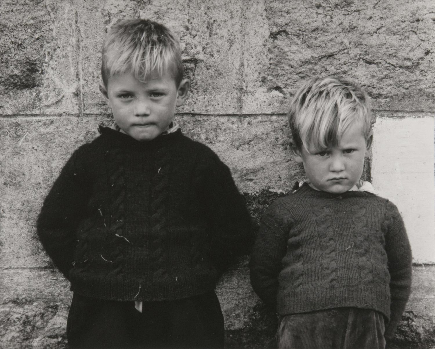 Brothers, South Uist, Hebrides (Alex and John MacIntyre)