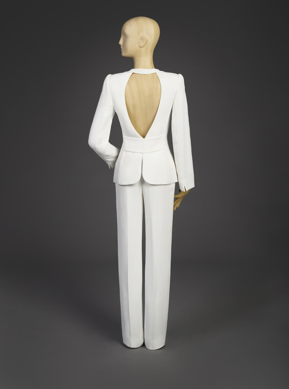 Woman's Pantsuit: Jacket and Trousers