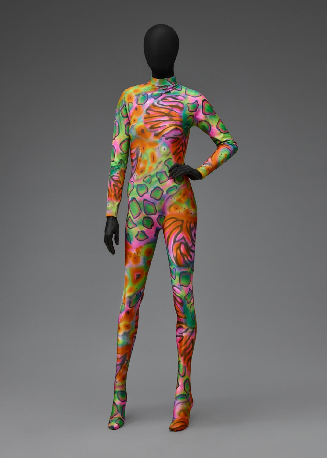 Woman's Catsuit