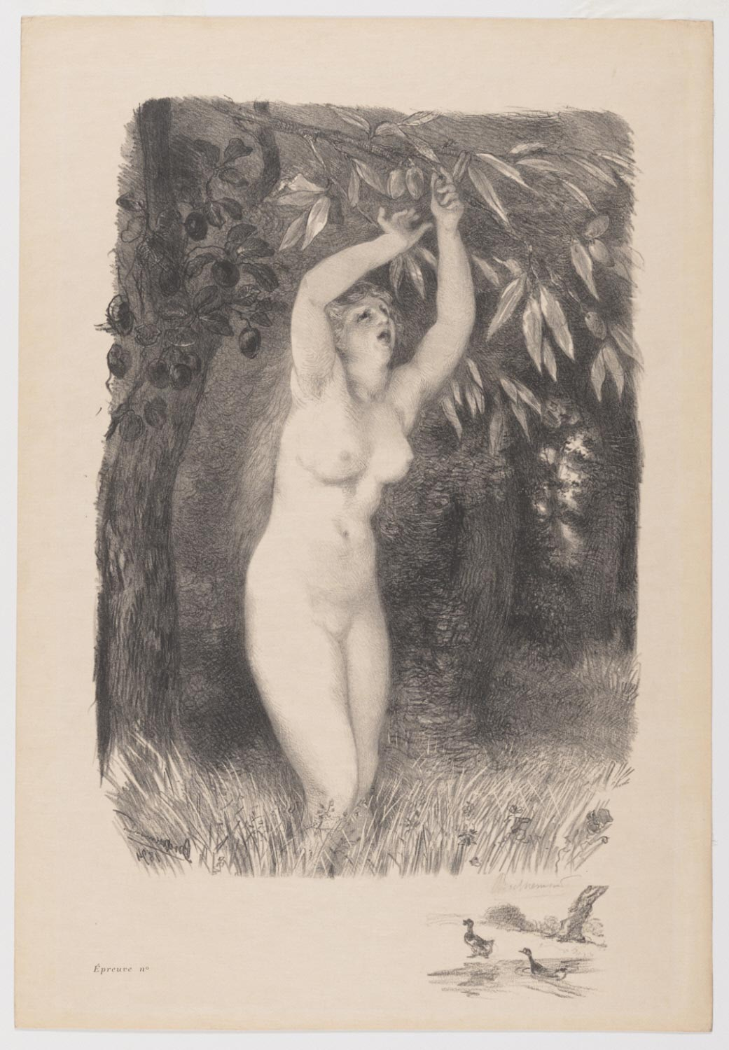 Le Verger (The Orchard)