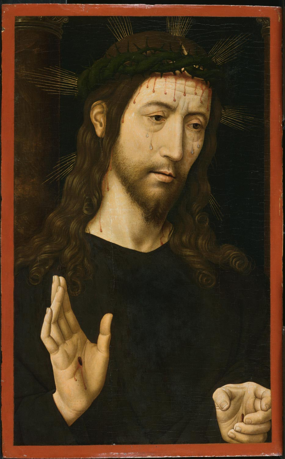 The Man of Sorrows (Christ Crowned with Thorns)