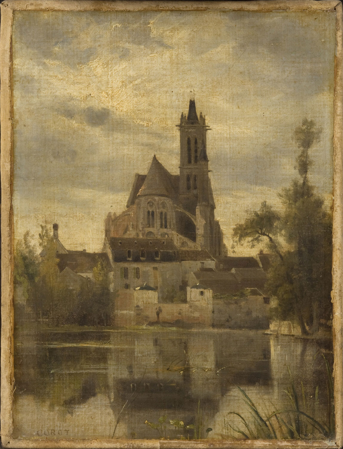 Cathedral of Moret-sur-Loing