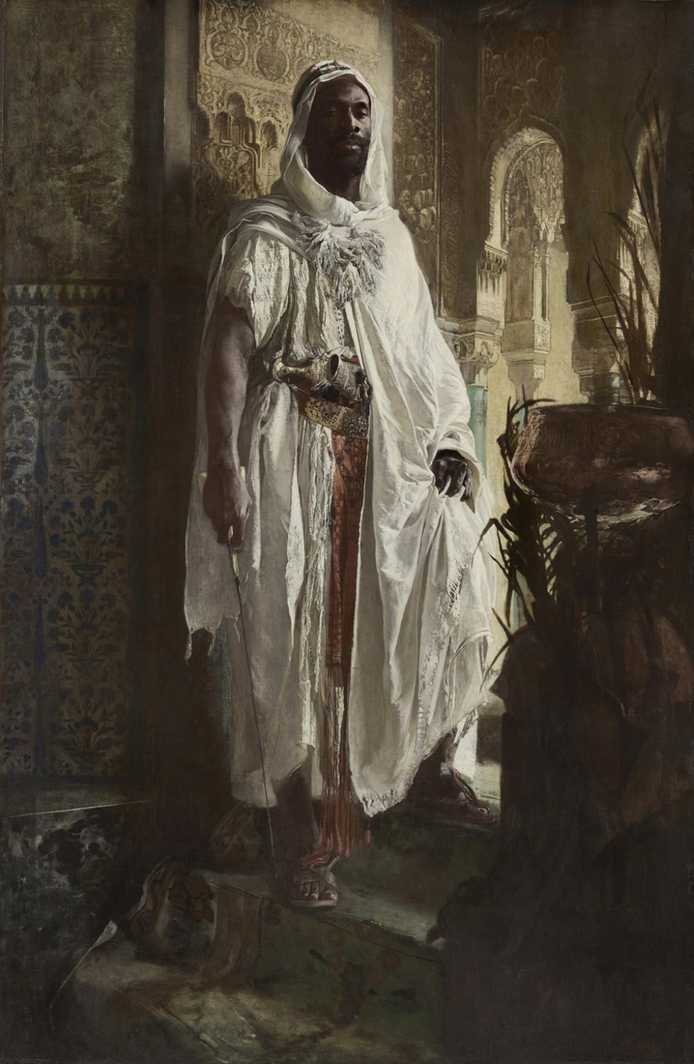 The Moorish Chief
