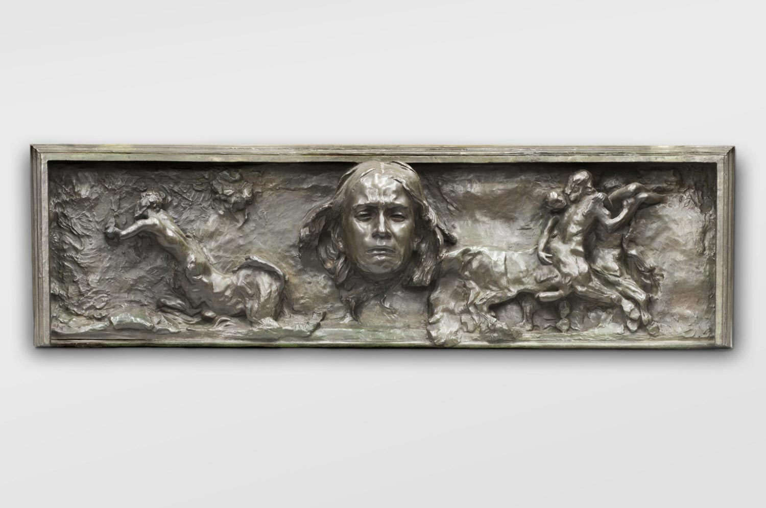 Bas-relief for