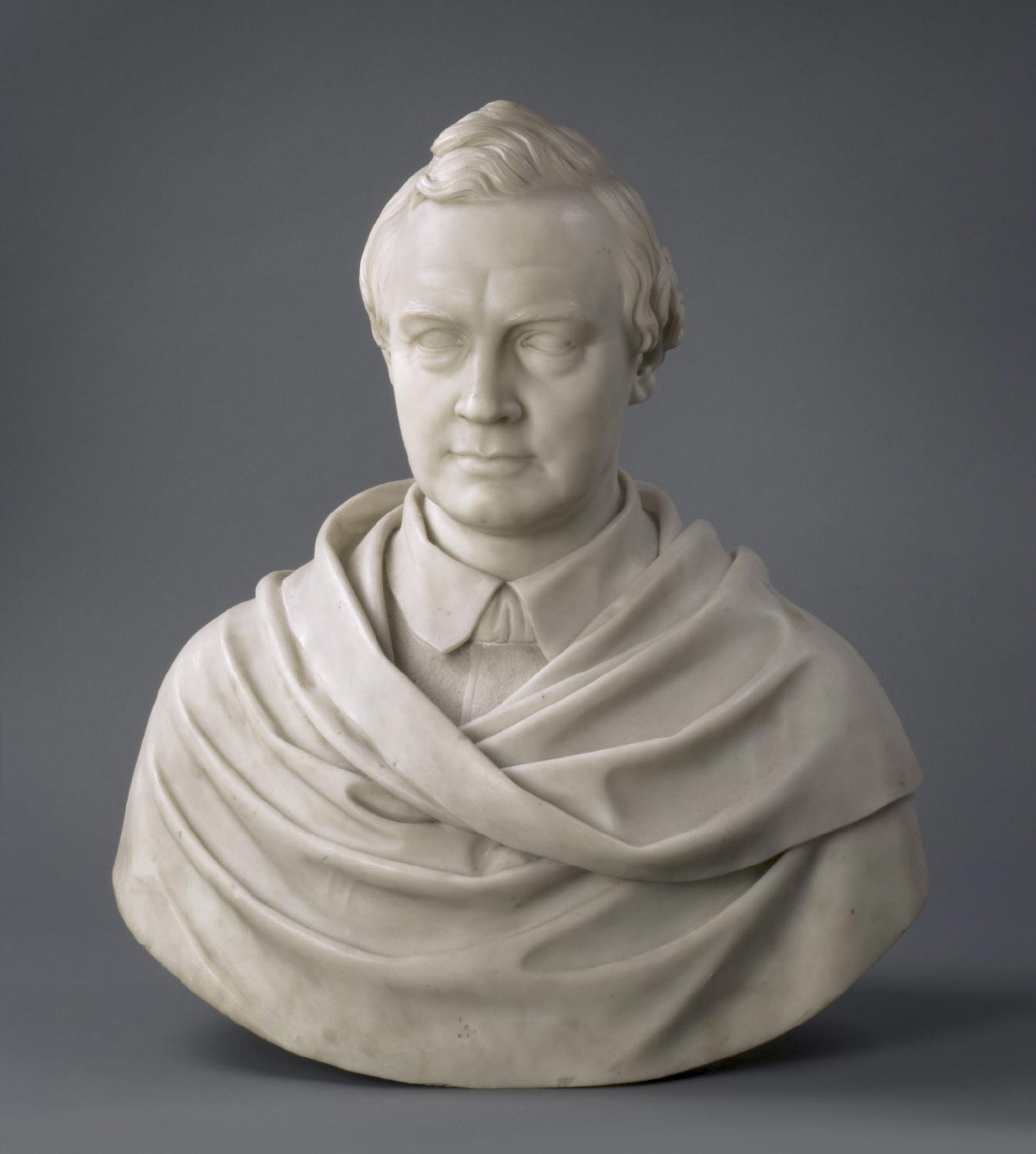 Bust of William P. Wilstach