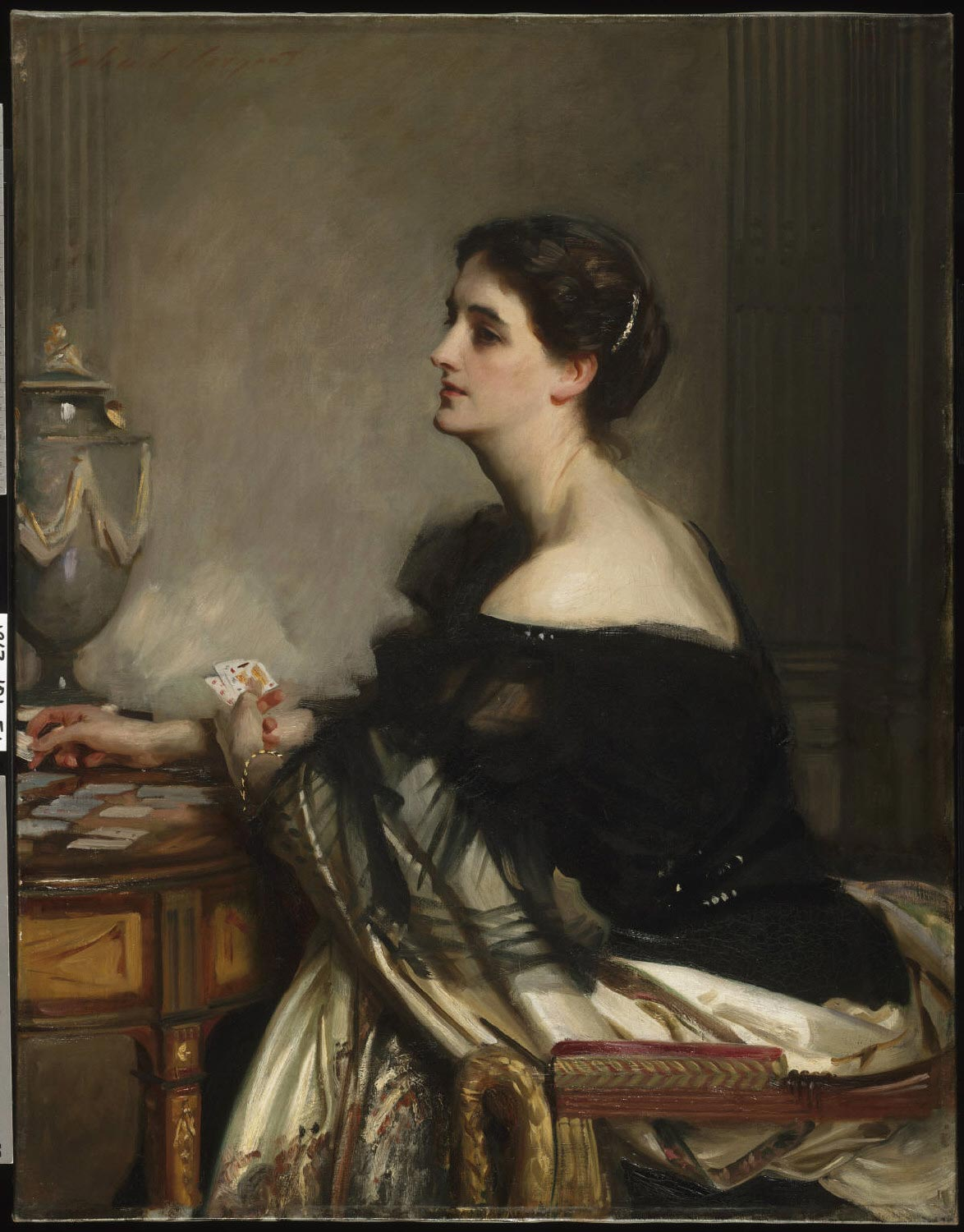 Portrait of Lady Eden
