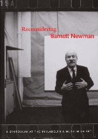 Reconsidering Barnett Newman: A Symposium at the Philadelphia Museum of Art
